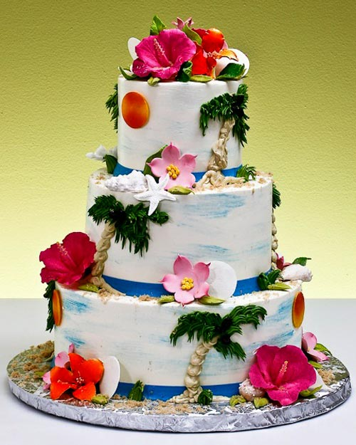 bolo festa tropical