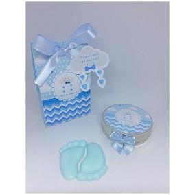lembrancinha chuva de amor chá de bebê