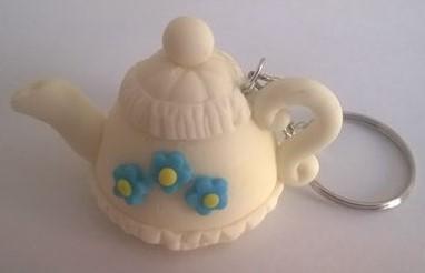lembrancinha para chá de panela chaveiro
