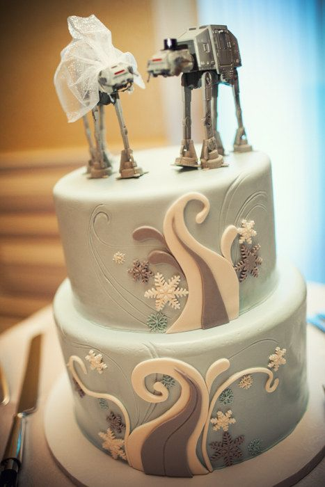 topo de bolo para casamento star wars