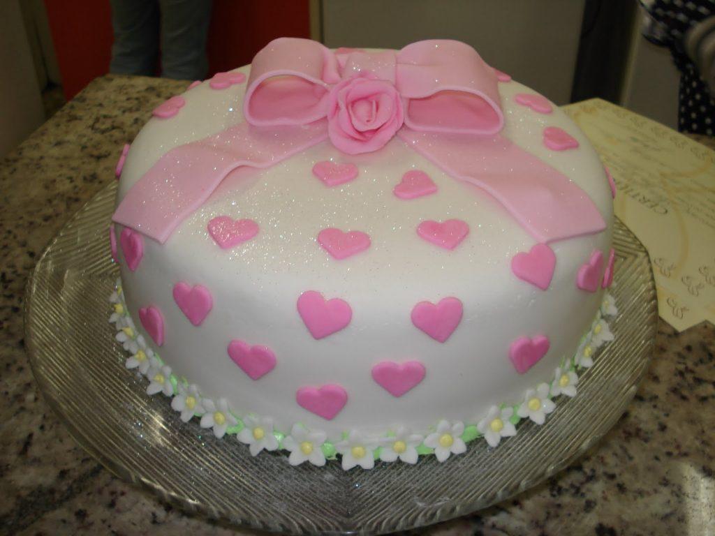 bolo infantil feminino