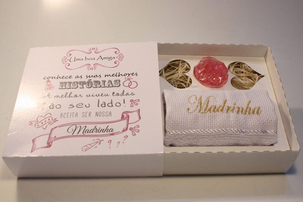 convite de casamento para madrinha