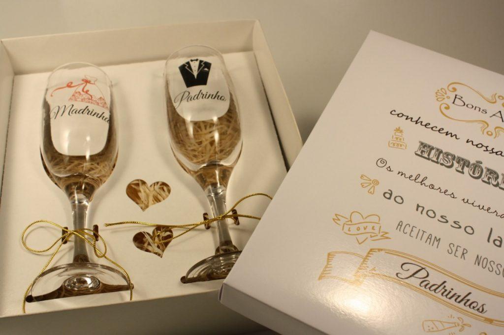 convite de casamento para padrinhos