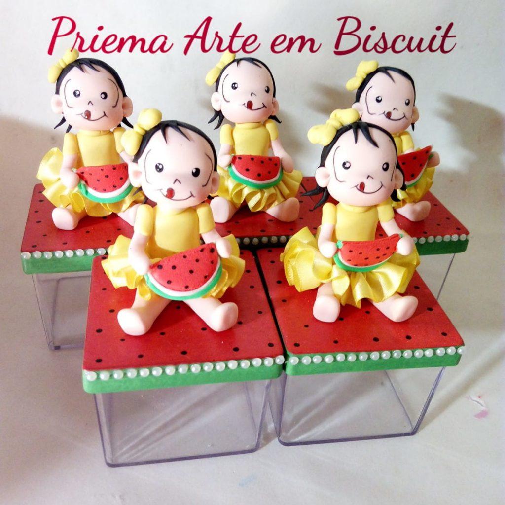lembrancinha magali biscuit