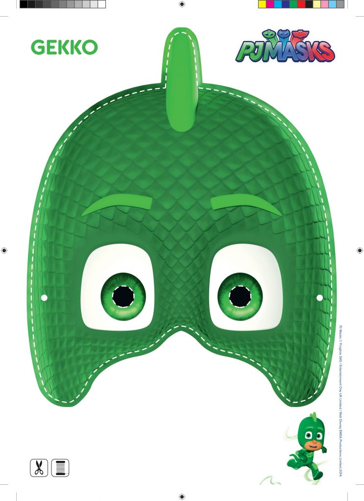 lembrancinha pj masks para imprimir