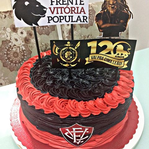bolo do vitória redondo