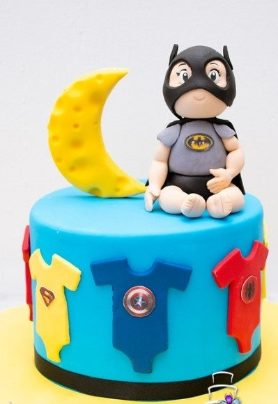 bolo da justiça baby