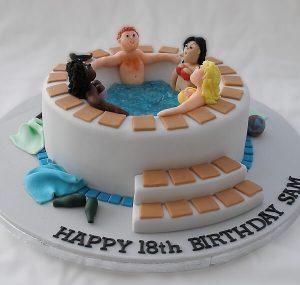 bolo 18 anos engraçados