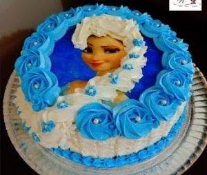 bolo da elsa redondo