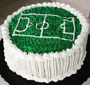 bolo futebol chantininho