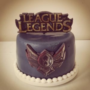 bolo league of legends pasta americana