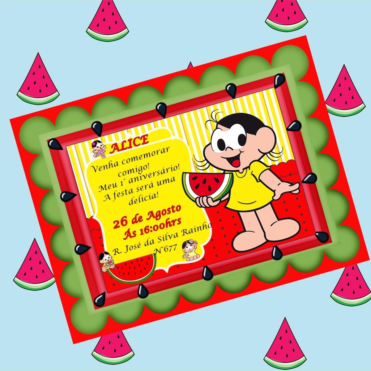 convite magali on-line