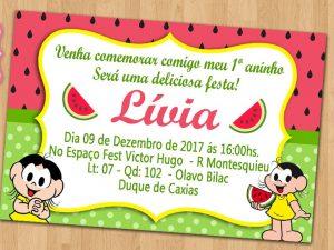 convite magali melancia