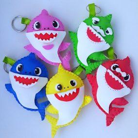 lembrancinha baby shark eva