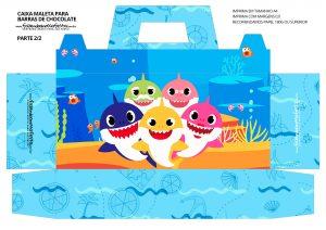 lembrancinha baby shark para imprimir