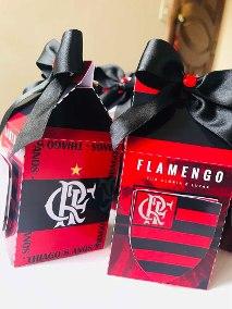 lembrancinha do flamengo mesa
