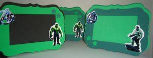 lembrancinha do hulk eva