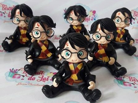lembrancinha harry potter biscuit