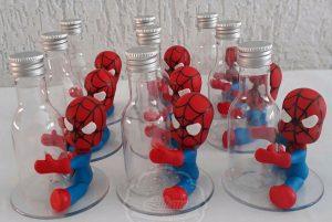 lembrancinha homem aranha simples
