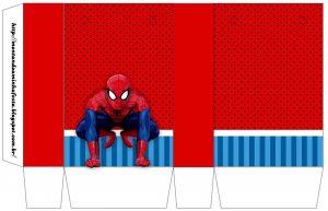 lembrancinha homem aranha para imprimir