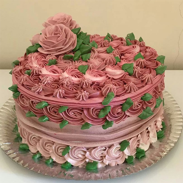 bolo de aniversário Feminino