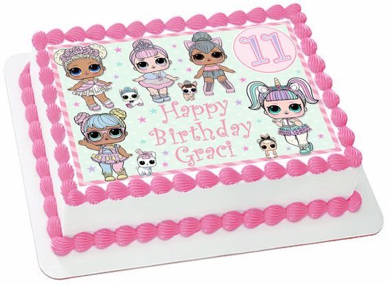 bolo de aniversário Lol