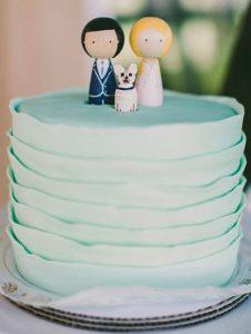 bolo de casamento simples Simples e barato
