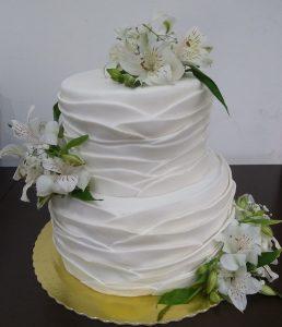 bolo de casamento civil