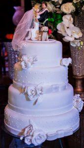bolo de casamento 4 andares