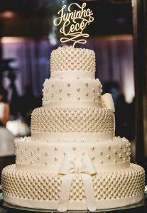 bolo de casamento 5 andares