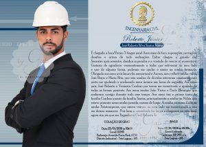 convite formatura Engenharia