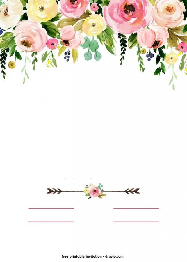 Convite floral Editarconvite floral Editar