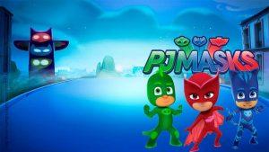 convite pjmasks Imprimir