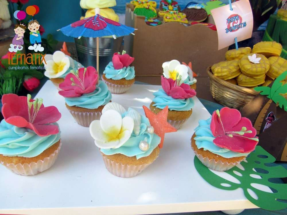cupcake moana Chantilly