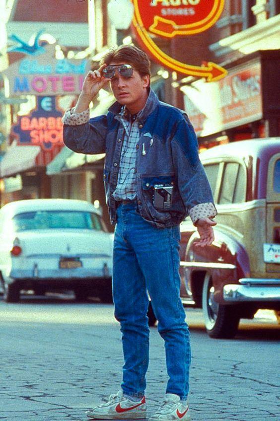 fantasia anos 80 Masculina
