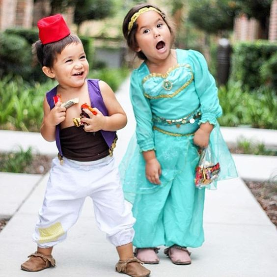 fantasia arabe Bebê