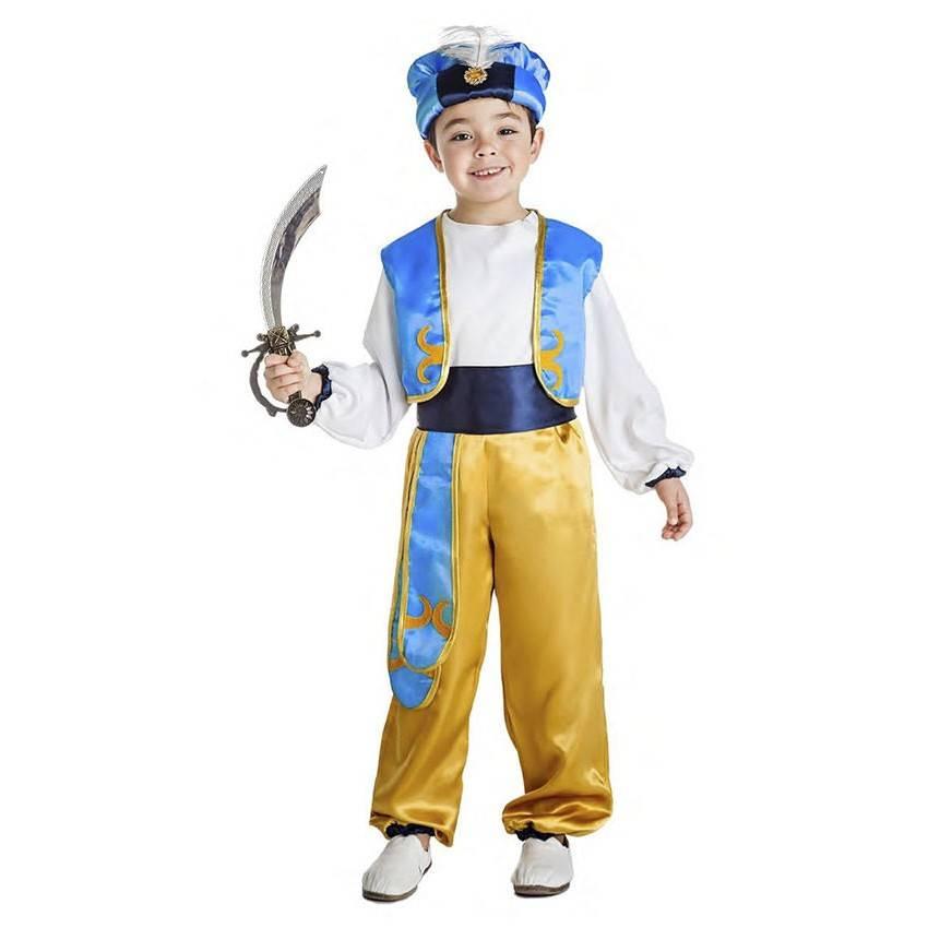 fantasia arabe Infantil
