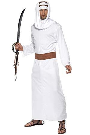 fantasia arabe Masculina