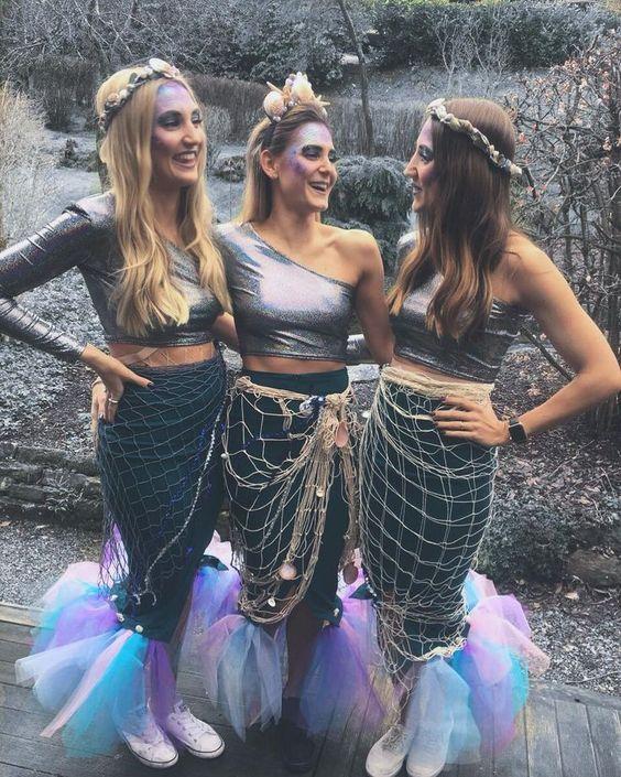 fantasia ariel Carnaval