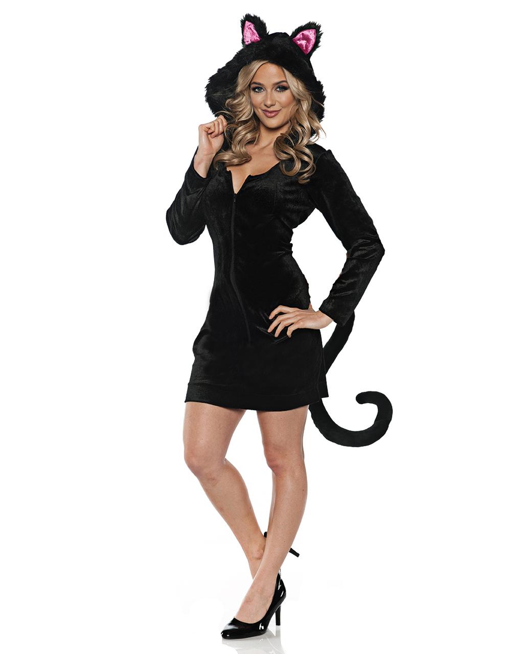 fantasia de gatinha Carnaval