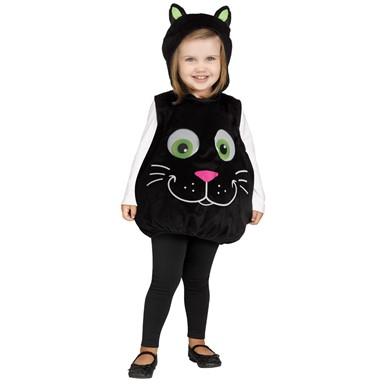 fantasia de gatinha Preta