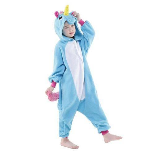fantasia de unicórnio Pijama