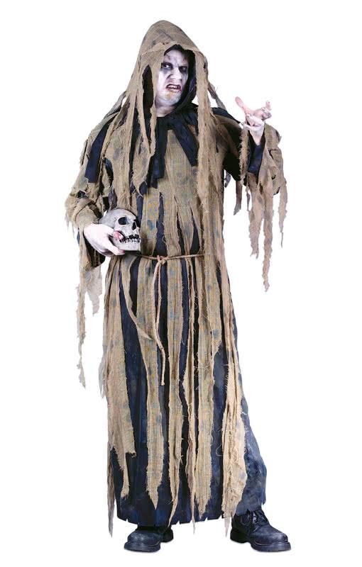 fantasia de zumbi Halloween