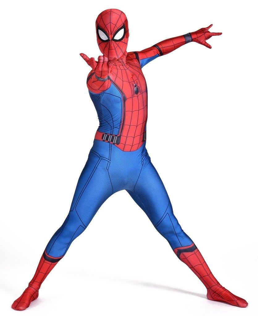 fantasia homem-aranha De Volta Ao Lar