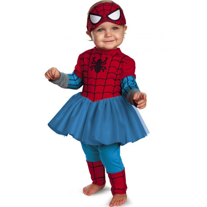 fantasia homem-aranha Feminina