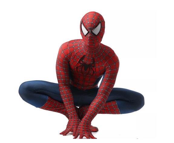 fantasia homem-aranha Realista