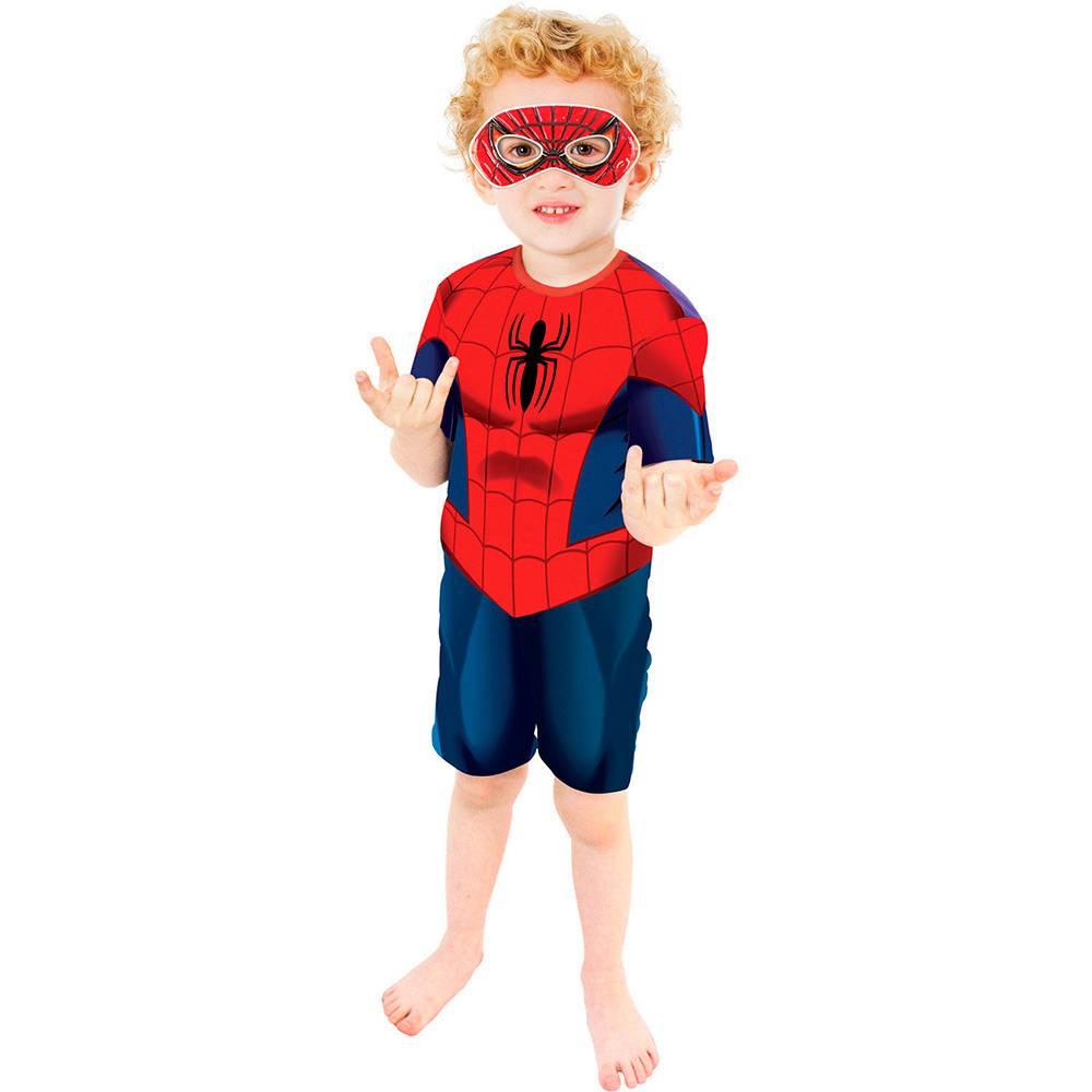 fantasia homem-aranha Simples