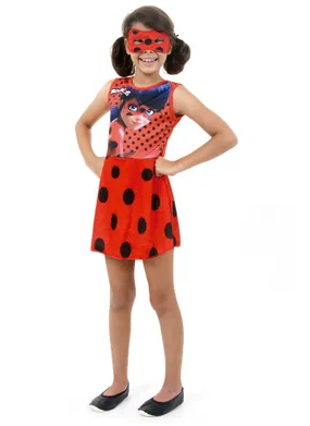 fantasia ladybug Simples