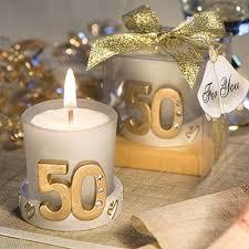 Lembrancinha bodas de ouro Vela