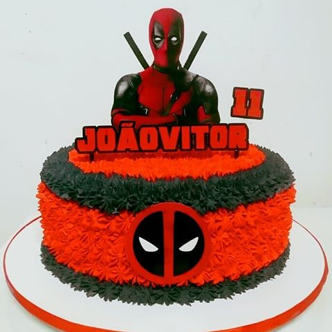 bolo deadpool Chantilly